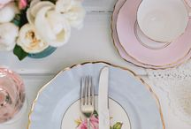 Table Settings / by Janet Fleming