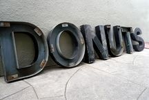 dOnuts & cOffee / by Pete W McNaught