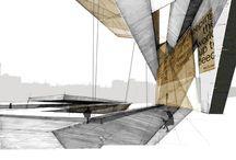 Spatial Drawings / by Ian Henderson