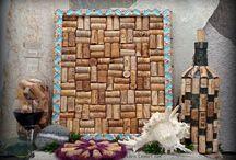 Cork crafts / by Kristie Thor