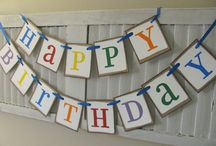 Birthday Banner / by Encore Banners
