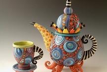 Teapots / by Donna Kruder
