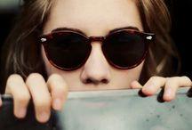 Sunglasses / by Emma Schwartz