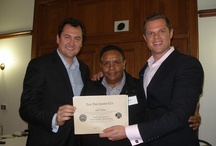 NLP Practitioner: Adelaide [July 2012] / Last July 2012, Tad James Co had the NLP Practitioner Certfication Training in Adelaide with Brad Greentree. #NLP #NLPTraining  / by Tad James Company