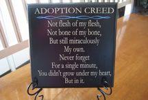 Adoption / by Jennifer Dampier