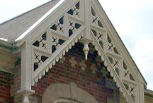 Victorian Home Fretwork-Millwork / by Janice