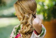 Hair / by Courtney Kain
