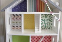 Dollhouse Makeover / by How-To Gal