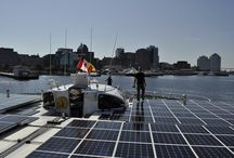 Halifax - MS Tûranor PlanetSolar - July 2013 / The largest solar boat reaches the canadian cost and lands in Halifax! Follow the scienfific and the crew for an 11 days sail... http://www.planetsolar.org/blog/planetsolar-reaches-the-canadian-coast-and-lands-in-halifax / by PlanetSolar