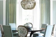 Window Treatments / by Brittany Leverett