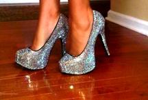 Shoes...I love them / by Samantha Desrosier