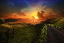 Amazing Roads / #roads #dreamroads #roadtrip  / by Kleyn Trucks