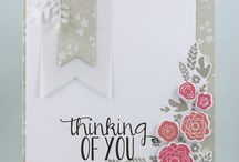 Cards Mini/Bigger Blooms / by Emily Hyvl