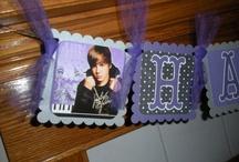3rd Birthday - Justin Bieber / by Brandy Dallas