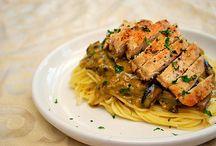 Pasta Recipes / by Ashley Schmitz