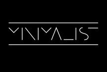 MINIMALIST MOVIE POSTERS / by Michelle Jones