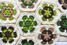 Crafty - Crochet / Crochet inspiration, stitches and techniques / by Janneke Maat