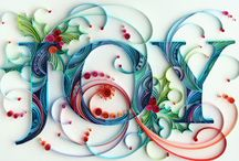 quilling / Creativity should be credited, so if you know any of the names that belong to these amazing works, please comment on them.  Thank you.  / by Dawn Colpitts
