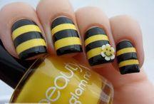 Nails, make-up / by Leslie Burns