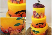 Lion King Baby Shower Fun! / by Candice BreAnna