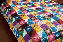 Crochet, blankets, pillows / by Linda Rodriguez
