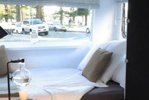 Caravan renovation inspiration / by Nicole Greentree