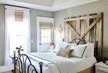 Bedroom Ideas / by Julie Baird