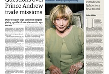 Guardian front pages / by The Guardian