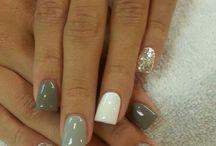 Nails. / by Shar-Dai Peagler