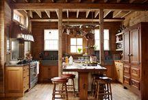 DREAMS: Baking Kitchen/Office @ Pepper Hill / by Kristin Freudenthal