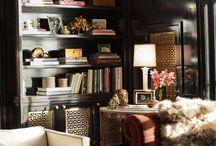Book Shelves  / by Tamara Little