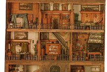 Dollhouses / by Bellissima Kids