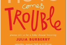NOT a Baby Shower! / by Lydia Whitten