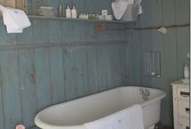 bath / by Sherry Ruark Mihalovich