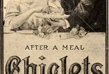 Vintage advertising  / by Christina Brown