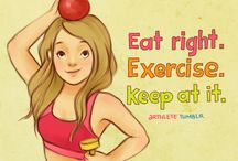 Health & Fitness / Anything that inspires a healthy lifestyle! / by Ashley Merrick