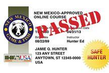 New Mexico / by Hunter Ed
