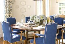 Dining Rooms  / by Southern Hospitality Rhoda