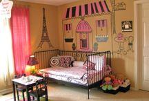 My dream bedroom ideas / by Melissa Hobden