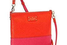 Spring/Summer Color Blocking / Inspired by Summer, Explained in  our Blog http://blog.ebags.com/post/a-guide-to-color-blocking-feat-kate-spade-new-york/ / by eBags