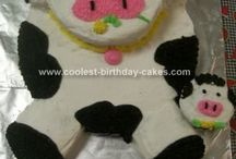 Mia Moo Party Ideas / by Colette van Rensburg