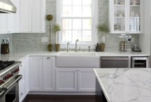 Kitchen and Breakfast Area / by Alli Harrell