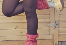 Leg Warmers / by Pantyhose Party