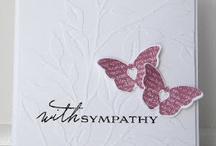 Butterfly/Bird Cards, etc. / by Linli Hemric