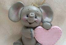 Crafts - Polymer Clay / by Debra Shaw