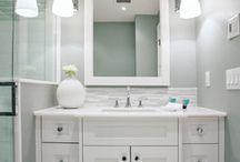 Hall Bath / by Kristi Webb