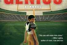 Football Books for Kids / Get your football-loving kids excited for kickoff next week! / by HarperCollins Children's