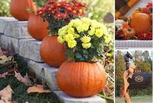 Fall deco / by Jackie Kelly