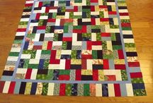 Quilts---Border & Backing Ideas / by Sue Dodge
