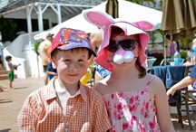 Easter Activity / Water Melee and Easter Bunny hunt / by Windjammer Landing